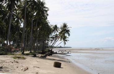 Pantai Lemo Jpg Tpi Kab Bulungan