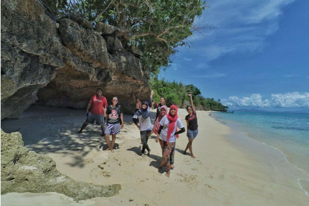 Pesona Semenanjung Sembulungan Surga Tersembunyi Tpi Muncar Pantai Kab Bulungan
