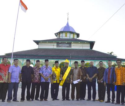 Dirikan Pusat Kebudayaan Bulungan Tanjung Palas Jpg Pura Agung Jagat