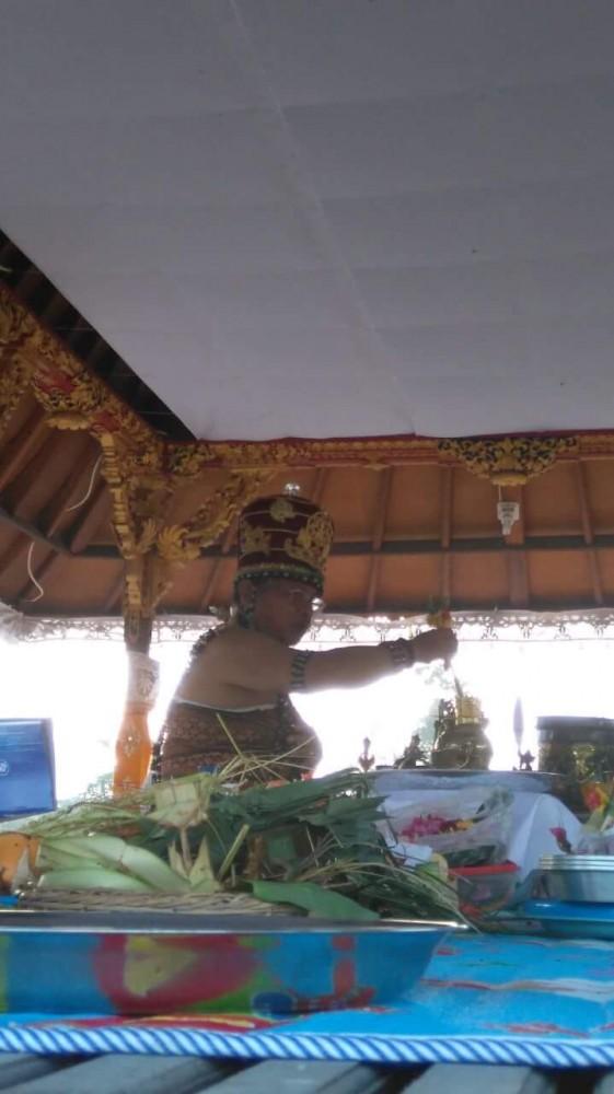 Parisada Hindu Dharma Indonesia Berikut Foto Kegiatan Melaspas Upacara Ngenteg