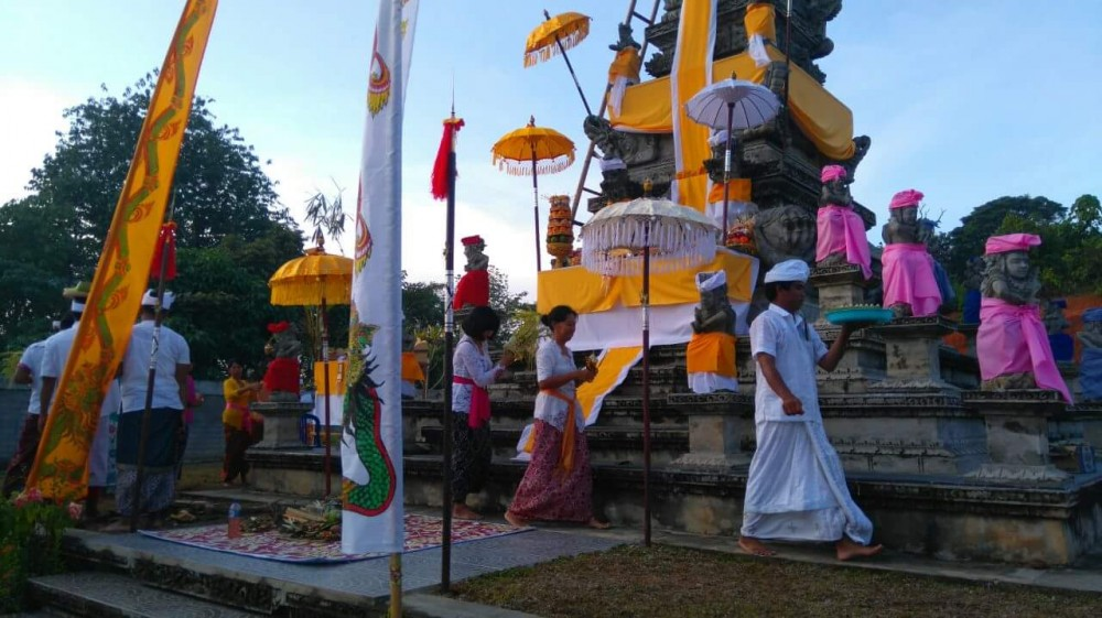 Parisada Hindu Dharma Indonesia Malinau Kalimantan Utara Sabtu 13 Agustus