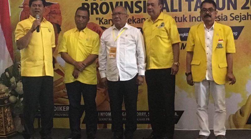 Pos Bali Posbali Id Tingkatkan Perolehan Suara Ketua Dpd Golkar