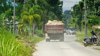 Jongfajar Kelana Kalimantan Utara Kaltara Mengaku Selama Kegiatan Pertambangan Batuan