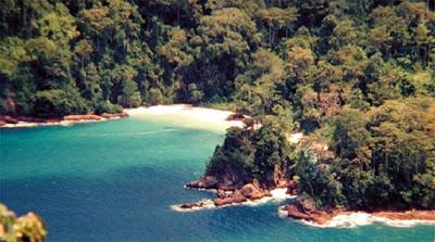 Juli 2013 Taman Nasional Indonesia Lorentz Salah Satu Dati Tiga