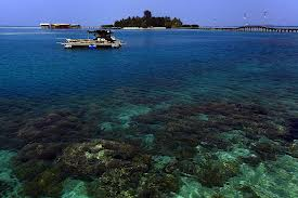 Juli 2013 Taman Nasional Indonesia Secara Administratif Kepulauan Seribu Terdapat