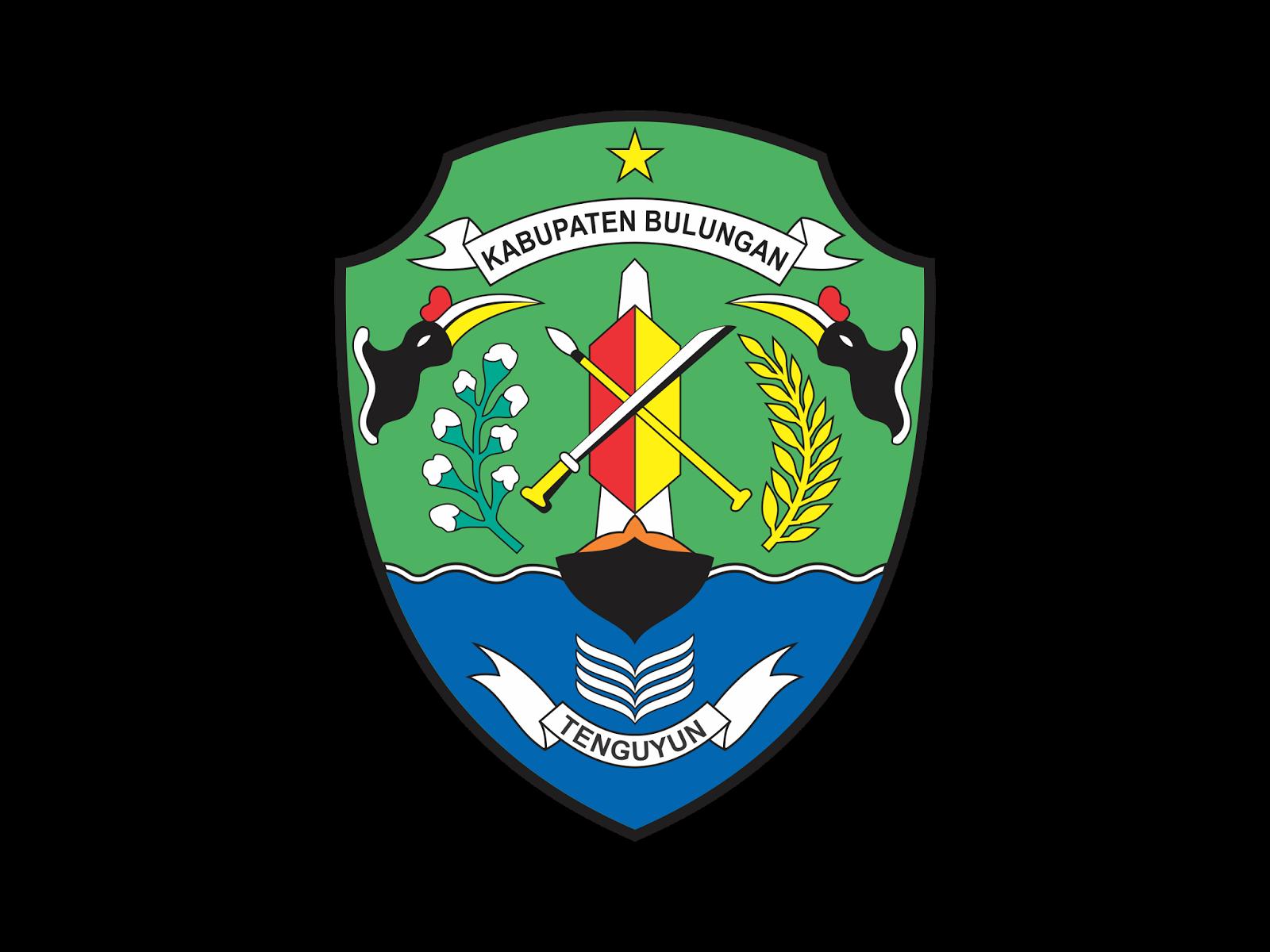 Logo Kabupaten Bulungan Vector Cdr Png Hd Gudril Tempat Taman