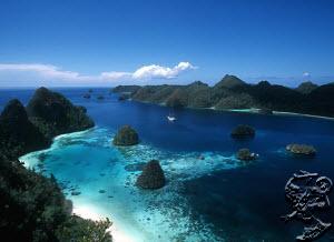 October 2013 Tourism Indonesia Objek Wisata Papua Barat Taman Cendrawasih