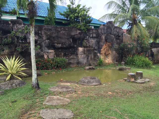 Papahnya Ahza Azril Taman Cendrawasih Tanjung Selor Kebersihan Kab Bulungan