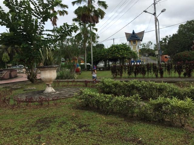 Taman Cendrawasih Tanjung Selor Majidi Zaril Area Cukup Luas Jalanan