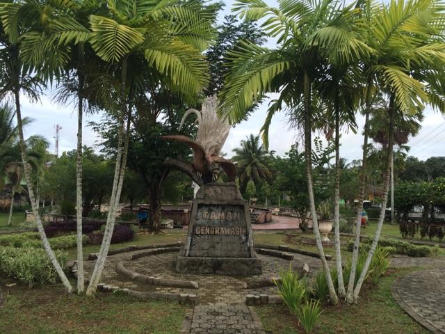 Taman Cendrawasih Tanjung Selor Majidi Zaril Kab Bulungan