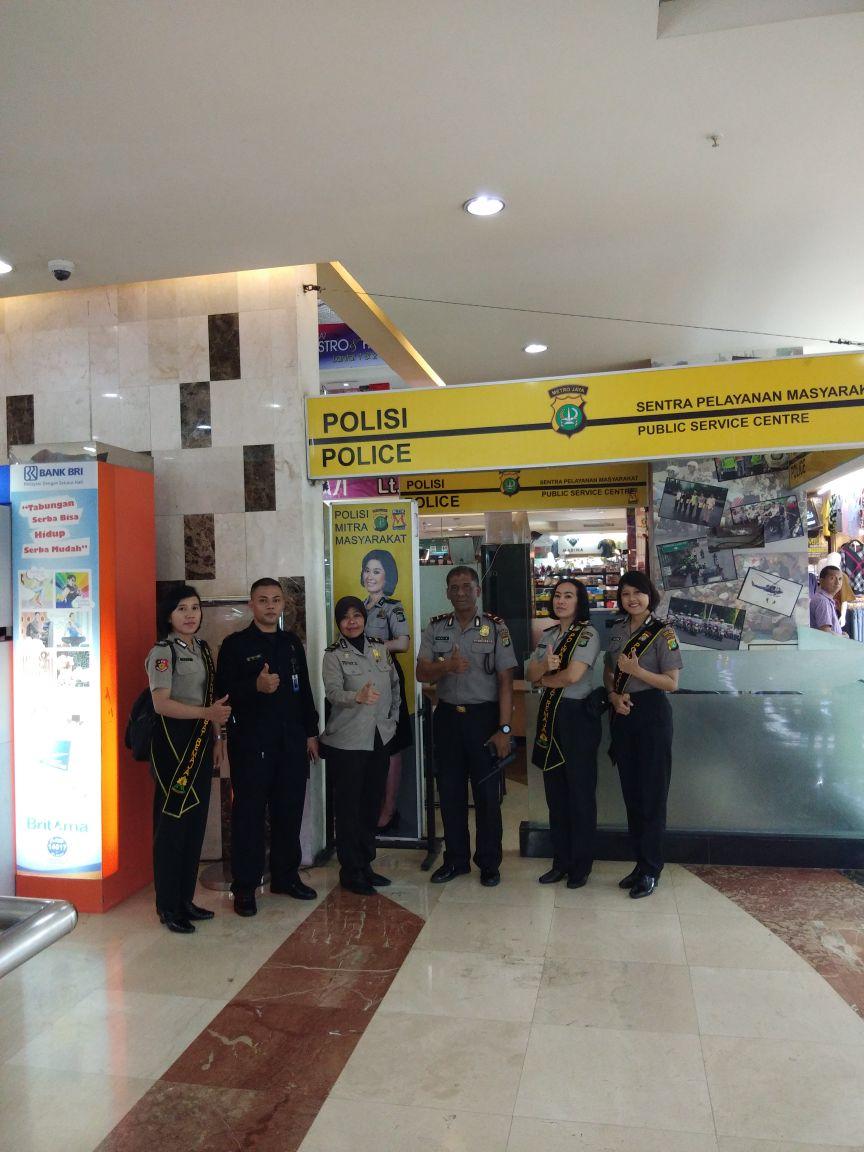 Warta Kaltara Polwan Sahabat Remaja Polres Metro Jakarta Selatan Sosialisasi