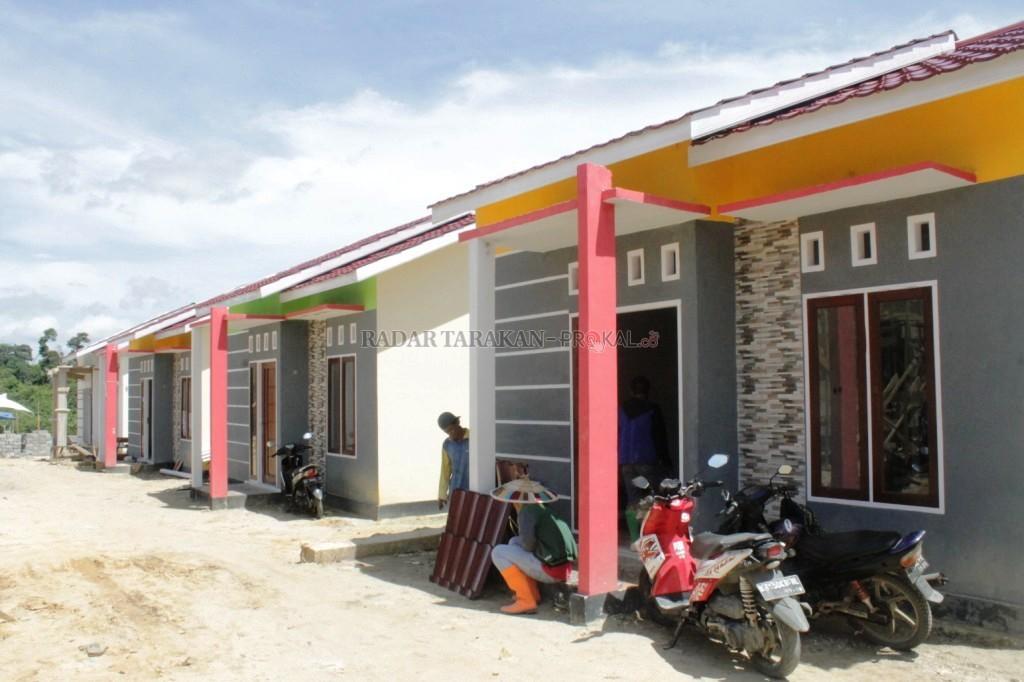Bakal 1 000 Unit Rumah Mbr Radar Tarakan Dibangun Sejumlah
