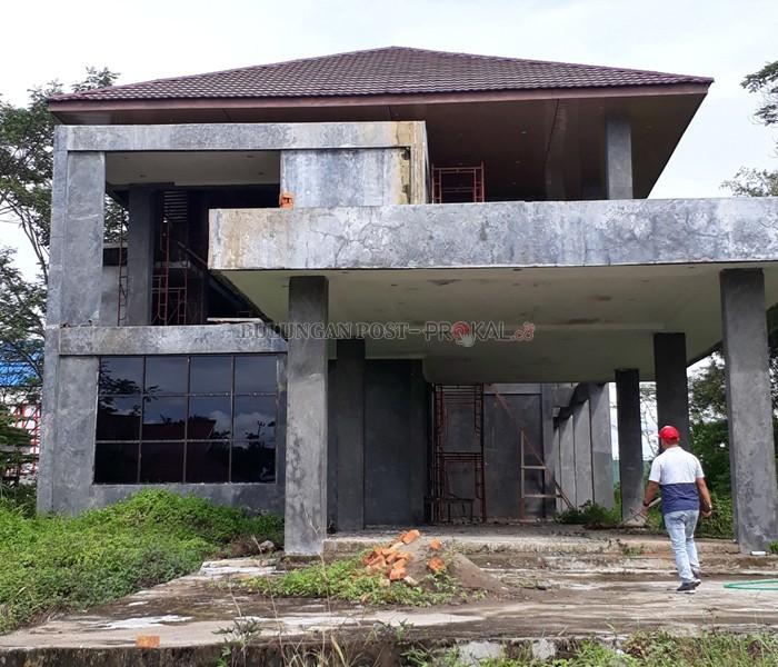 Bangunan Mangkrak Dicueki Harusnya Jadi Prioritas Daripada Usulan Gedung Bpu