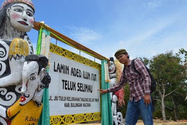Kampung Teluk Selimau Kalimantan Utara Kelurahan Tanjung Selor Timur Kecamatan