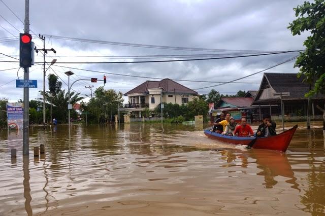 Perusahaan Daerah Air Minum Bulungan Kalimantan Utara Situasi Perkotaan Tanjung