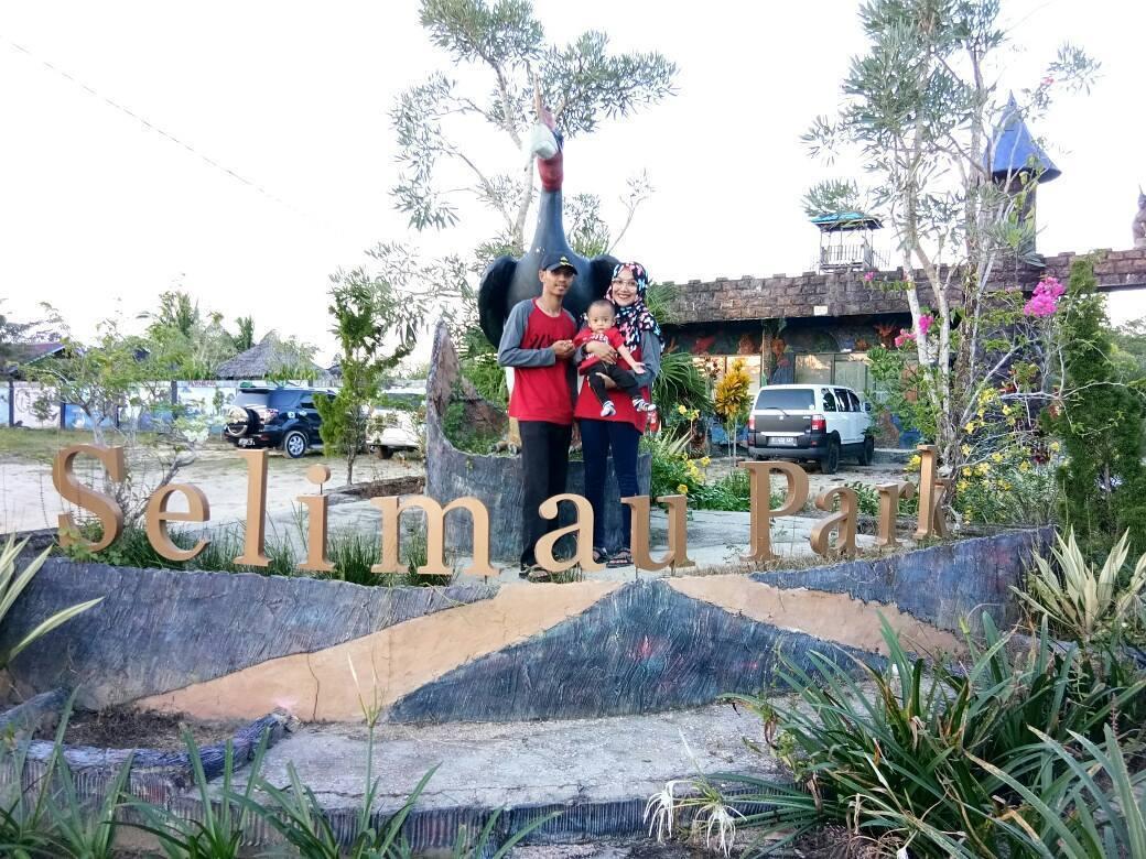 Taman Selimau Tanjung Selor Septyawiwi Pergimulu Kab Bulungan