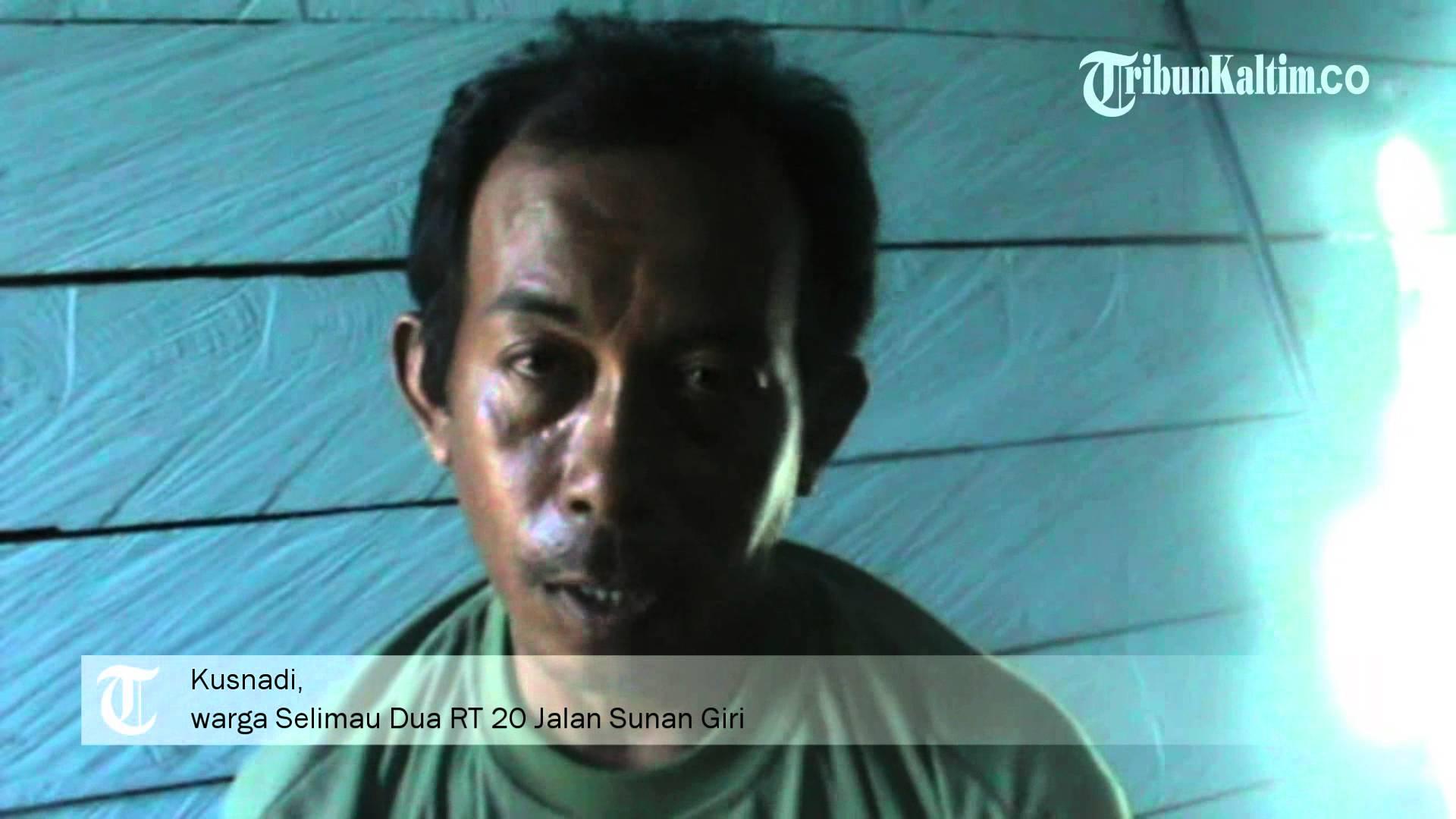 Video Rusaknya Jalan Selimau Ditambal Bongkahan Tanah Youtube Taman Kab