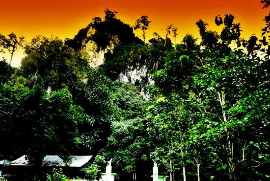 Wisata Kalimantan Utara Eloratour Gunung Putih Bulungan Taman Selimau Kab