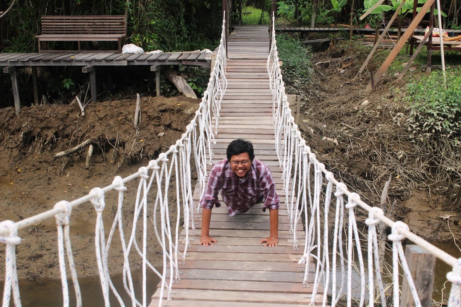 Wisata Kuliner Selimau Park Jadi Nanti Warga Tanjung Selor Tidak