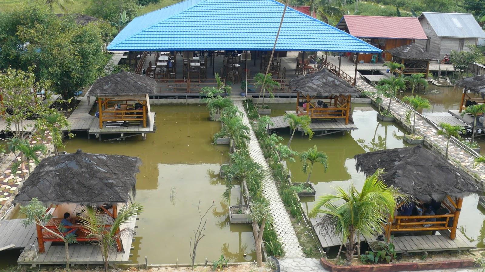 Wisata Kuliner Selimau Park Jongfajar Kelana Taman Kab Bulungan