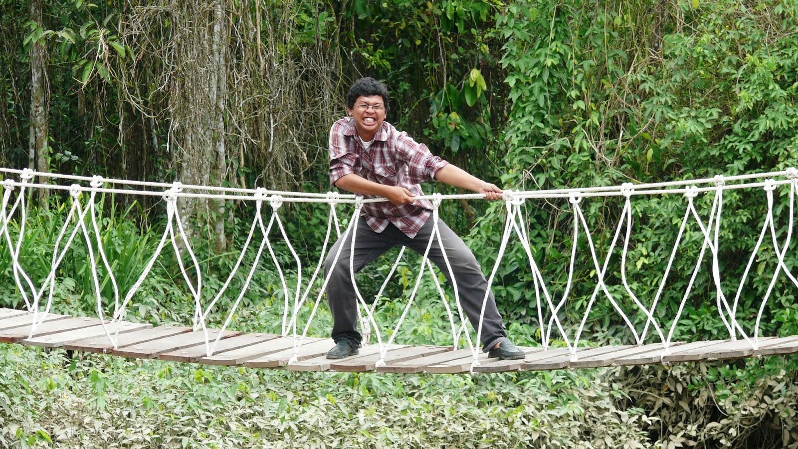 Wisata Kuliner Selimau Park Jongfajar Taman Kab Bulungan