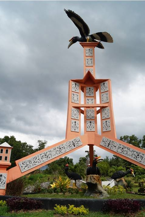 Budi Mayo Perjalanan Tanjung Selor Tugu Perdamaian Cinta Damai Kab