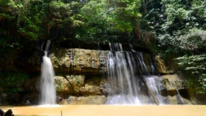 Menyingkap Keindahan Alam Bulungan Viva Image Title Tugu Cinta Damai