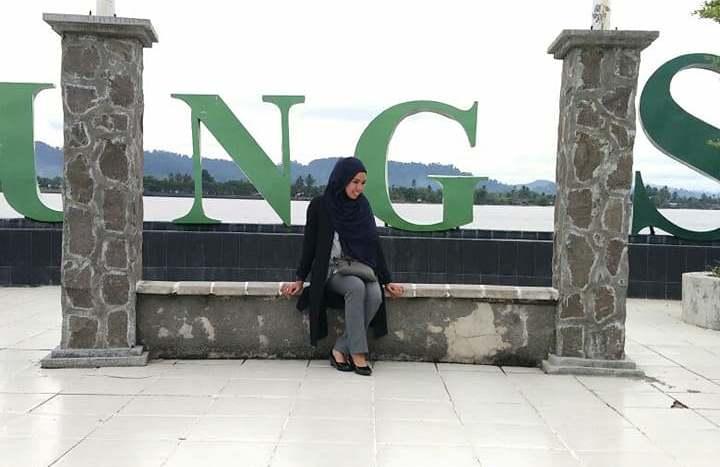 Salam Tanjung Selor Taman Sungai Kayan Bulungan Kalimantan Anjungan Tugu