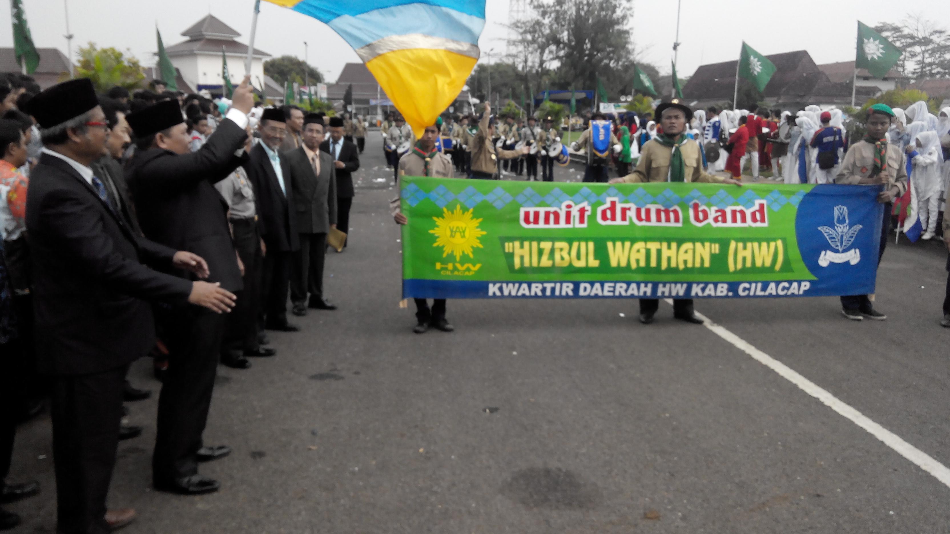 104 2 Fm Radio Kebanggaan Cilacap Memeriahkan Milad Muhammadiyah 105