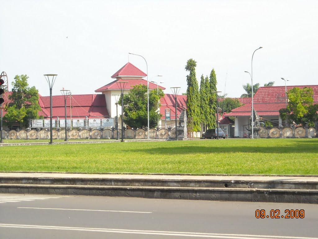 Alun Kota Cilacap Mapio Net Kab