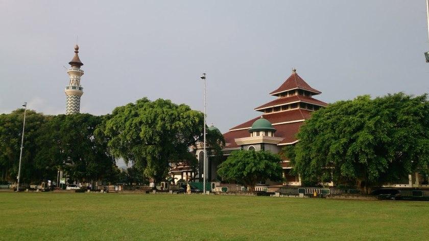 Central Java Babymoontravelling Masjid Agung Alun Cilacap Sumber Panoramio Kab