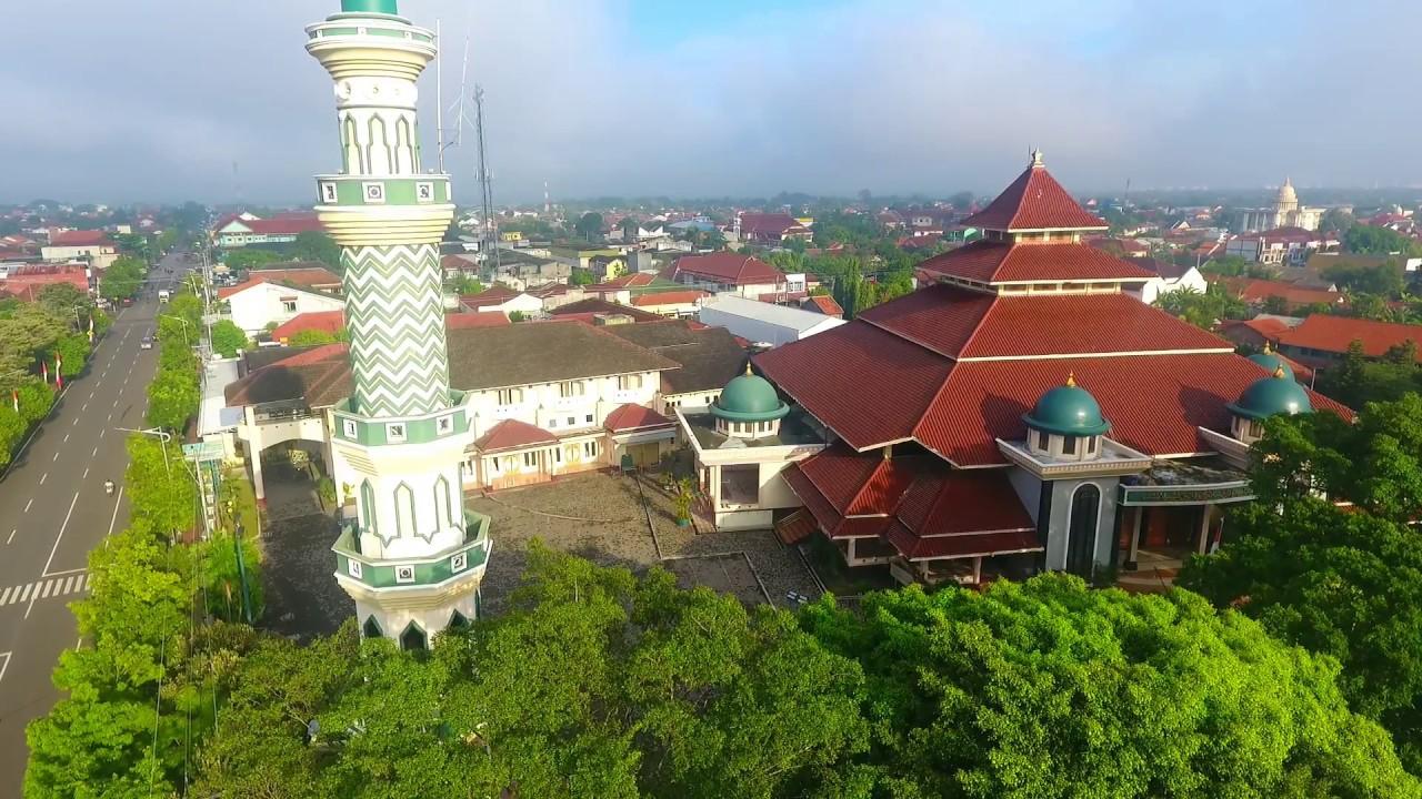 Establish Alun Cilacap Resepsi Hut Kabupaten 161 Kab