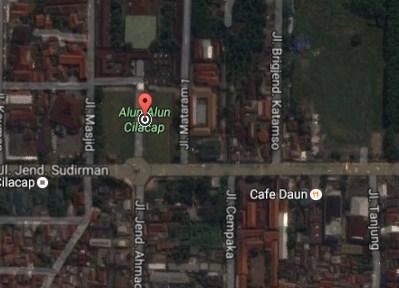Pesona Keindahan Wisata Alun Kota Sidanegara Cilacap Jawa Tengah Informasikan