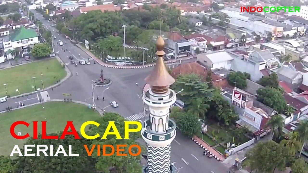 Pusat Kota Cilacap Aerial Videography Bikin Kangen Ya Youtube Alun