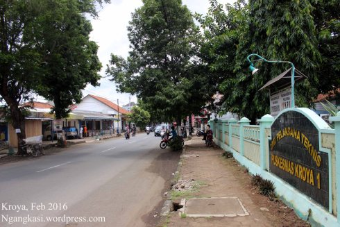 Bagian Sekilas Tentang Kabupaten Cilacap Blog Foto Adventure Jalan Depan