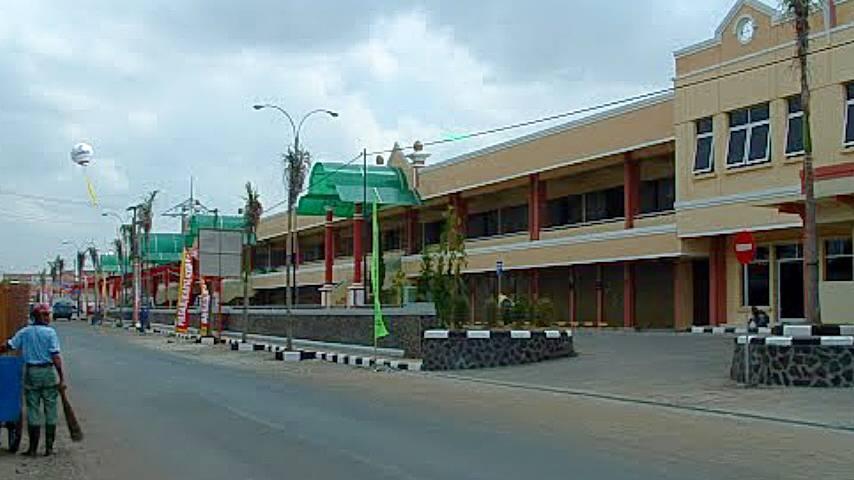Barlingmascap Banyumas Raya Purwokerto Projects Harusnya Suasana Depan Pasar Kroya