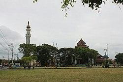 Cilacap Kota Wikipedia Bahasa Indonesia Ensiklopedia Bebas Alun Jpg Kroya