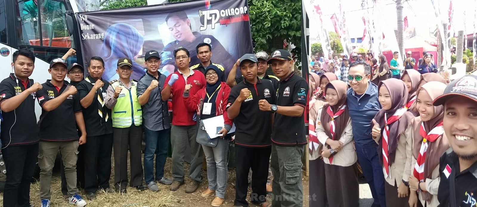 Festival Kemerdekaan Alun Kroya Resmi Buka Oleh Bupati Cilacap Kab