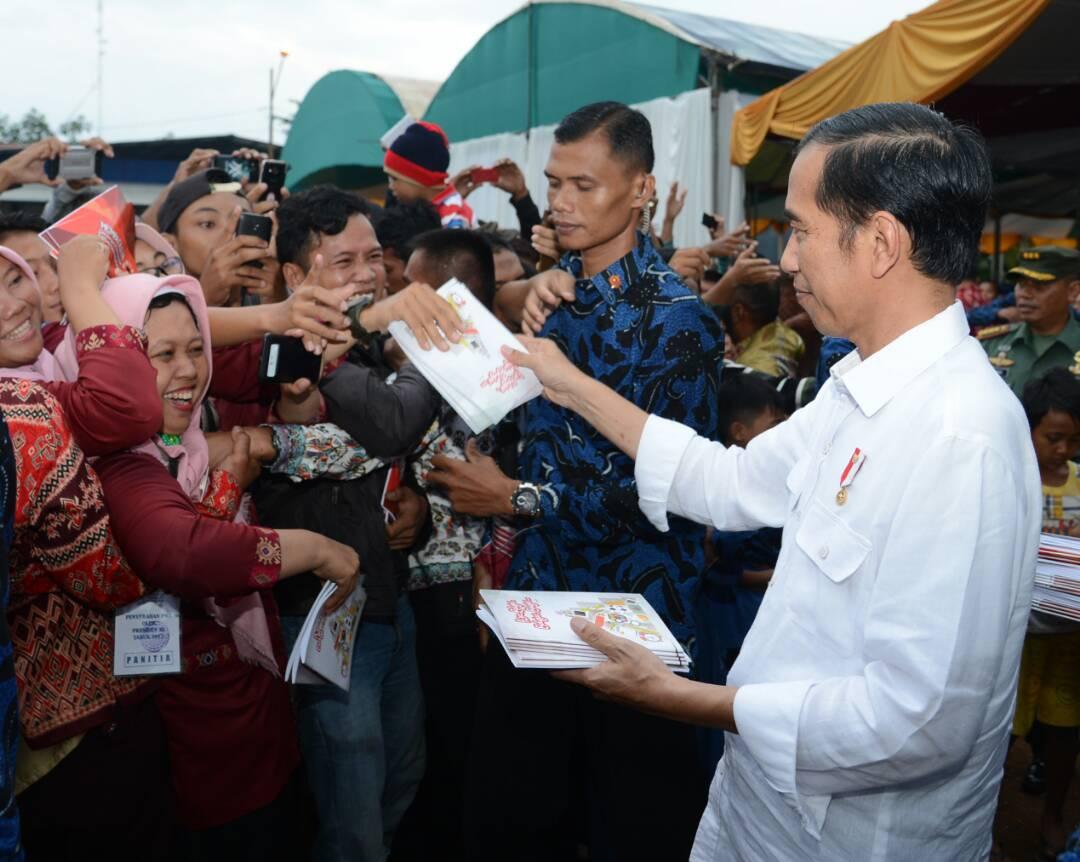 Ingatkan Pentingnya Jaga Gizi Anak Presiden Republik Indonesia Alun Kroya