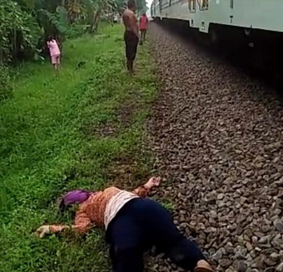 Inilah Kondisi Terakhir Korban Usaha Bunuh Diri Tertabrak 07 Kecamatan