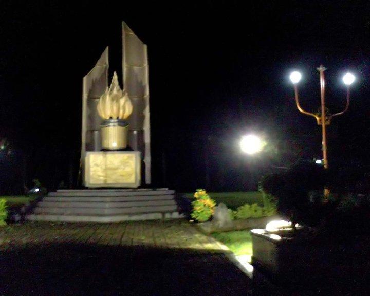 Lomba Lampion Angkringan Bareng Bupati Cilacap Kecamatan Kroya Lapangan Tugu