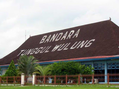 Optimis Melangkah Bandara Tunggul Wulung Pendopo Kabupaten Cilacap Alun Kroya