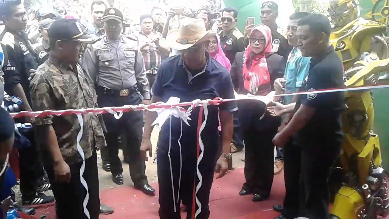 Pembukaan Festival Kemerdekaan Alun Kroya Kabupaten Cilacap Kab