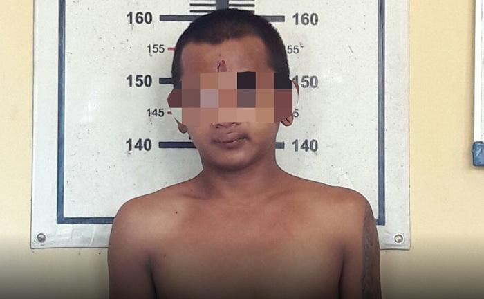 Pencuri Motor Lapangan Tugu Kroya Cilacap Babak Belur Dihajar Tribratanews