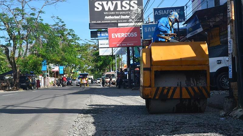 Peningkatan Jalan Kabupaten Cilacap Dikebut Radar Banyumas Alun Kroya Kab