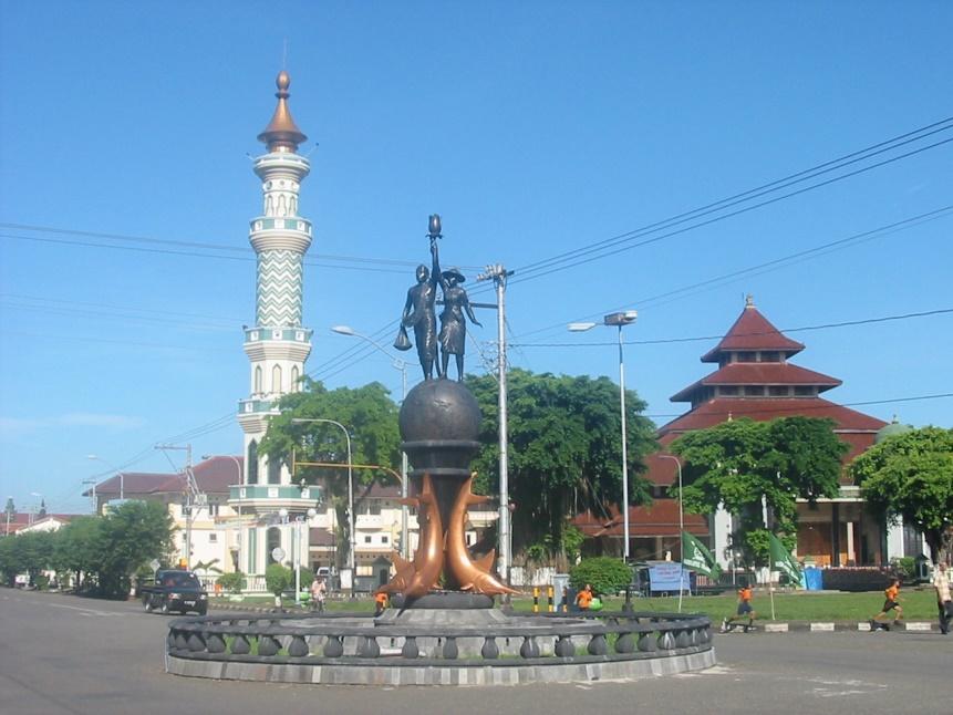 Travel Indonesia Cilacap Alun Kroya Kab