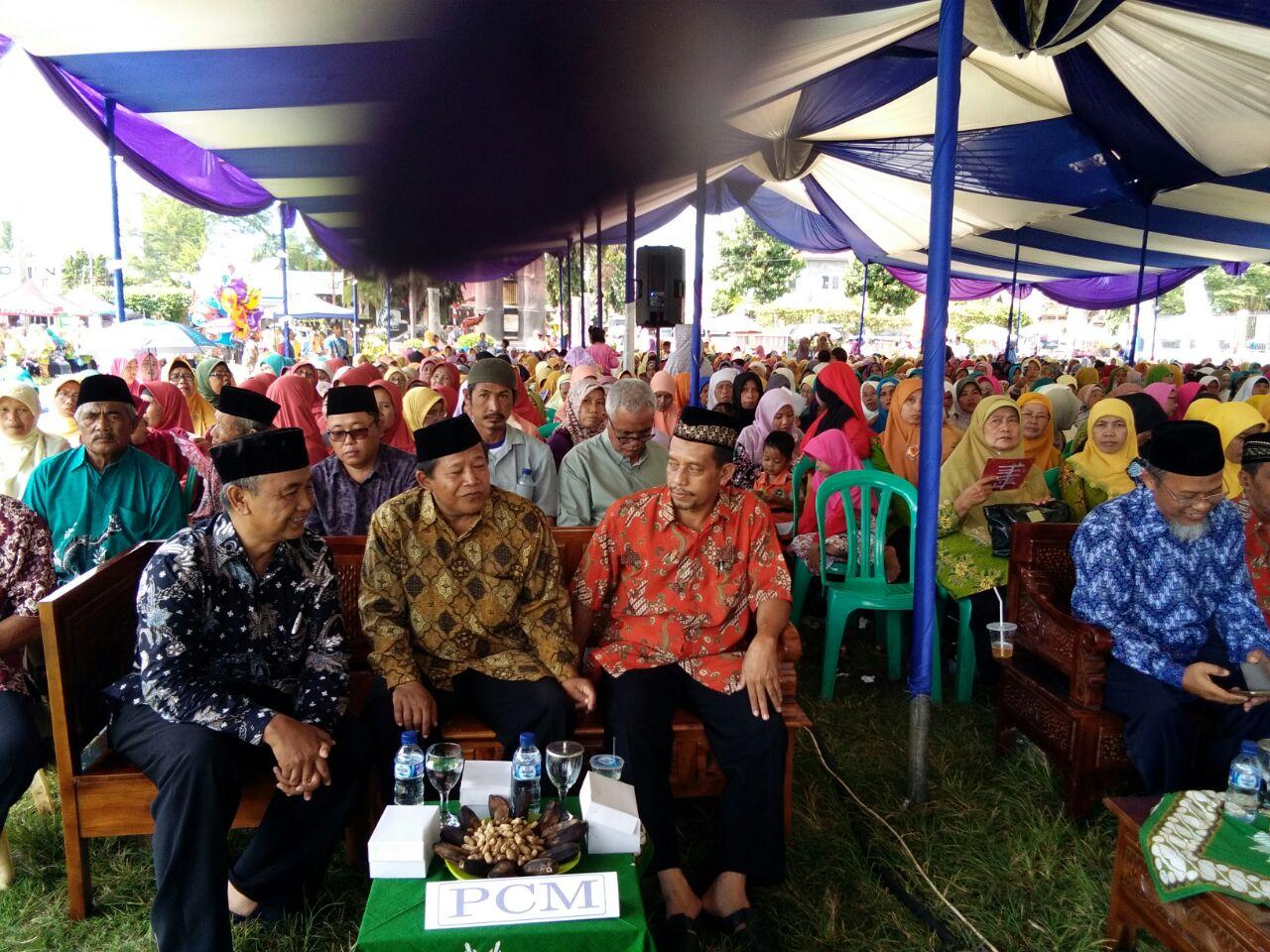 Wisata Dakwah Pd Aisiyah Cilacap Berita Jawa Tengah Kab Pengisi