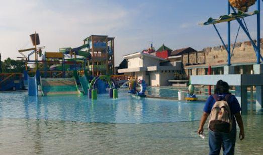 25 Objek Tempat Wisata Cilacap Jawa Tengah Sekitarnya Daerah Waterpark