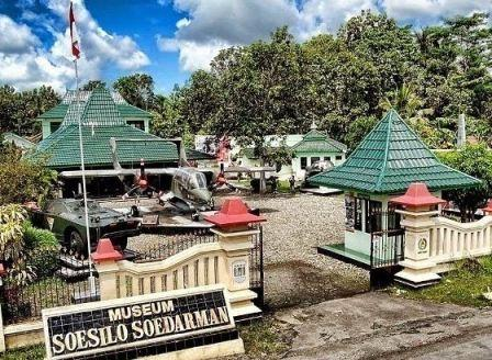 36 Tempat Wisata Cilacap Jawa Tengah Wajib Dikunjungi Liburan Museum