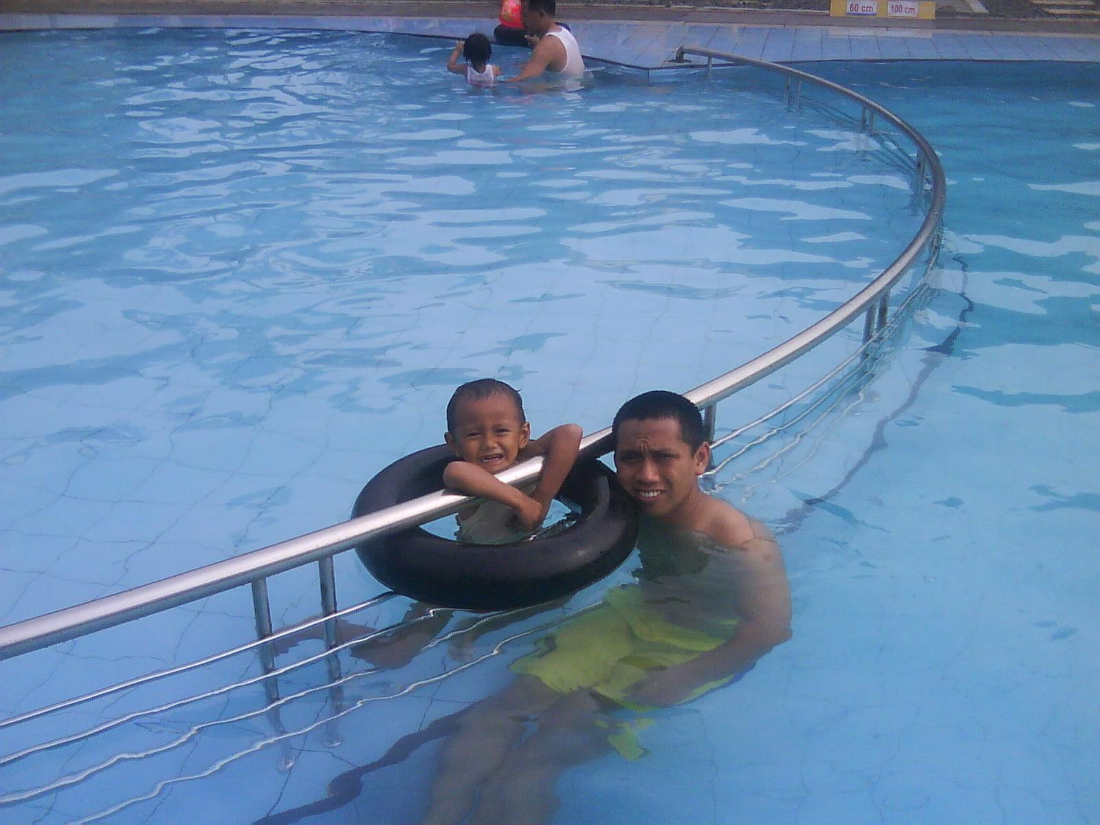 Dokumentasiku Berenang Kolam Banyu Pratama Sidasari Sampang Cilacap Tanggal 4